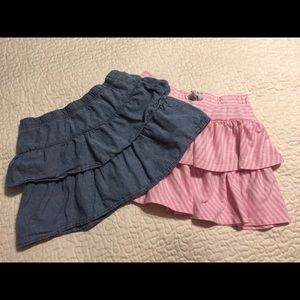 Jillian's Closet/faded glory skirts